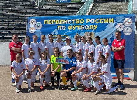 Сборная Москвы U-15 стартовала с двух побед подряд!