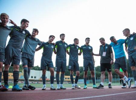«Росич» дважды в сезоне переиграл «Родину-2». Вынужденная замена решила исход встречи