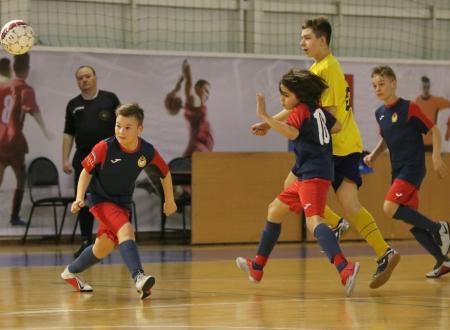 Прием заявок на Первенство Москвы по мини-футболу среди команд спортивных школ