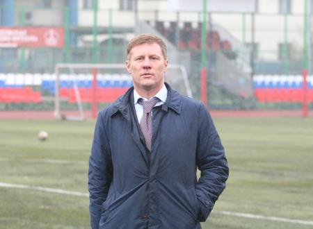 Руководство Московской федерации футбола поздравили команды с окончанием сезона в любительском футболе