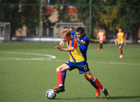"Начало положено. Итоги 1 тура ""Moscow children's league Pro""."