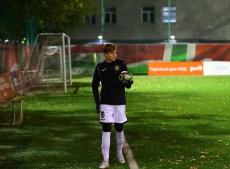 """Анонс 5 тура """"Moscow children's league Pro""""."""