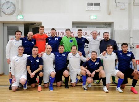 Московская федерация футбола продолжает приём заявок на Чемпионат Москвы по мини-футболу.
