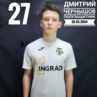 Чернышов Дмитрий Васильевич
