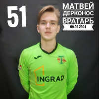 Дерконос Матвей Антонович