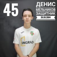Мельников Денис Сергеевич