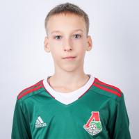 Щербаков Егор Владимирович