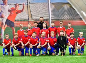 Фото команды ЦСКА Ватутинки 2008 г.р. (MCL)