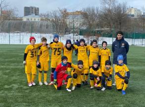 Фото команды Barca Academy 2010