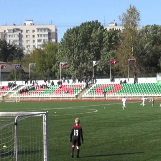 Фото стадиона Локомотив-Перово