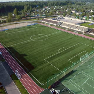Фото стадиона Восточный