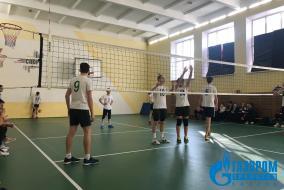 Муниципальный этап Приволжского района, юноши