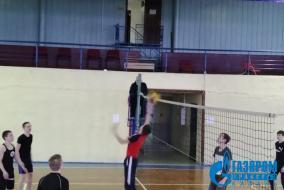 1 матч Муниципальный этап среди юношей Пестречинский МР РТ