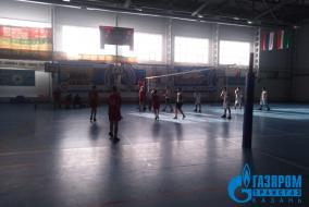 Аксубаевский мунициапльный район (юноши)