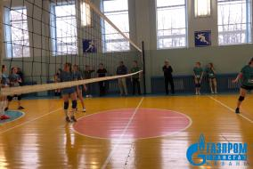 Зона центр полуфинал девушки