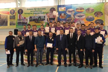 Шадкинская и Кугунурская школы – в финале сезона ШВЛ