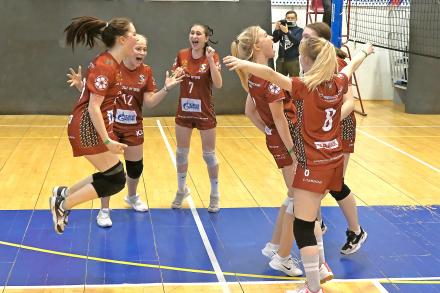 В Казани и Азнакаеве определились последние финалисты сезона ШВЛ