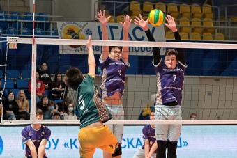 Финал сезона Школьной волейбольной лиги пройдет 14-15 мая