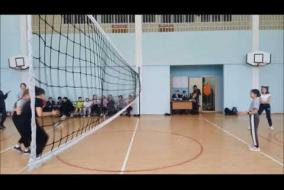 гимназия 77-Внутришкольный этап Школьной волейбольной лиги