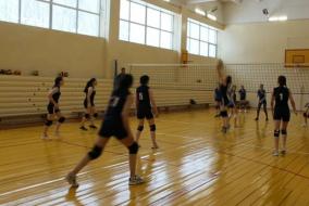 Женская сборная Абдрахмановская СОШ-Женская сборная школа №3