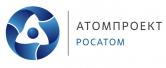 Логотип Атомпроект