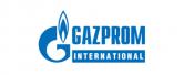 Логотип Газпром Интернэшнл
