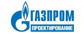 Логотип Газпром проектирование