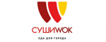 Логотип команды Суши Wok
