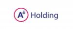 Логотип команды A + holding