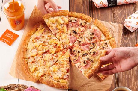 Додо Пицца - наш новый партнёр!