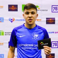 Фото игрока Николай Халдару
