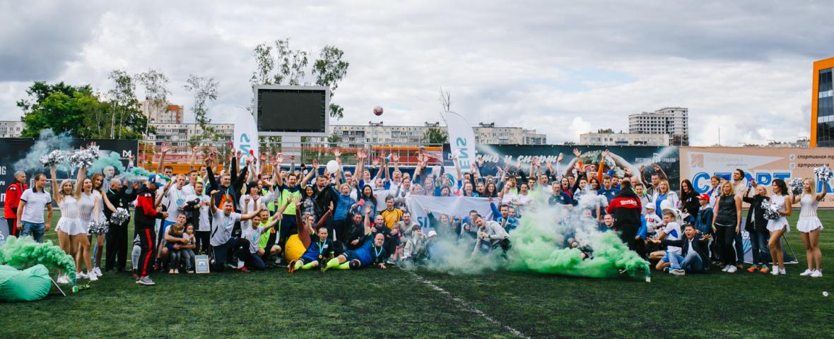 Обложка SIEMENS FOOTBALL CUP 2019