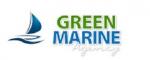 Логотип команды Green Marine Agency