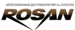 Логотип команды Росан