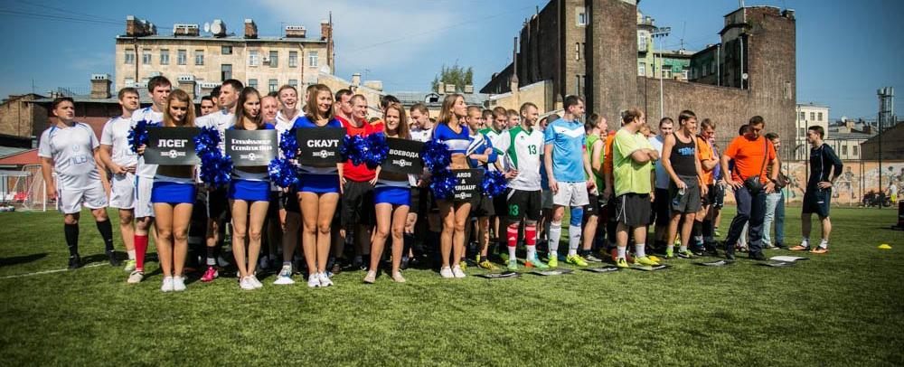 Обложка турнира Кубок Северо-Запада 2014 по мини-футболу