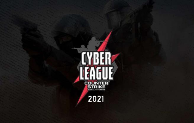 Обложка турнира Cyber League CS:GO Winter