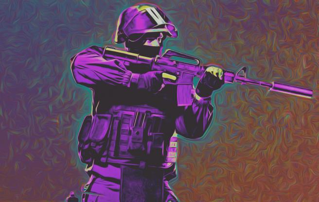 Обложка турнира Кубок Чемпионов CS:GO