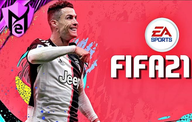 Обложка турнира Кубок Чемпионов FIFA 21