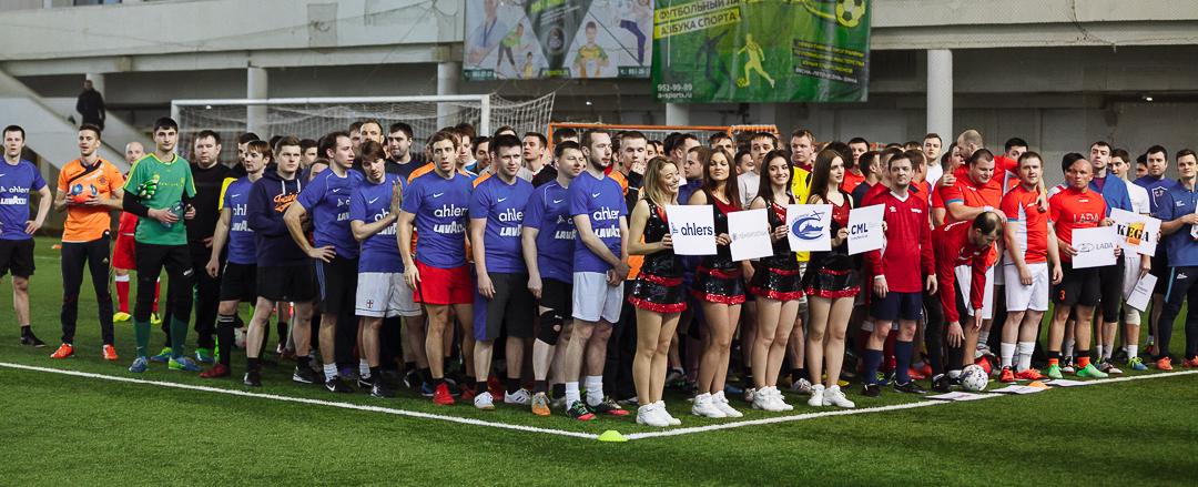 Обложка турнира Кубок Транспорта 2017 по мини-футболу