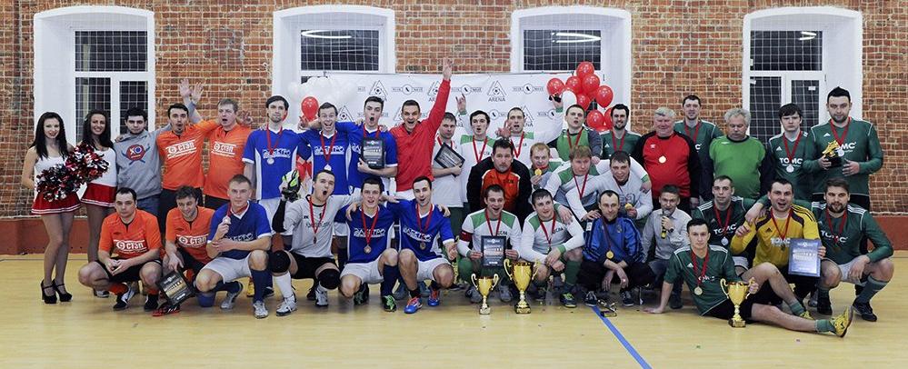 Обложка турнира Кубок Открытия 2015 по мини-футболу