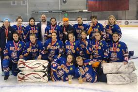 IV Этап: Всероссийские финальные соревнования среди девушек 2003-2005 годов рождения, Смоленская область, г. Смоленск