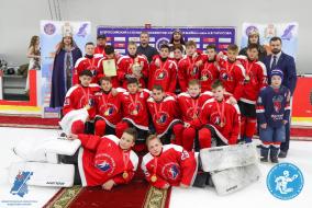 Турнир №1 финальных Всероссийских соревнований юных хоккеистов