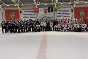 III этап финальных Всероссийских соревнований юных хоккеистов «Золотая шайба» им. А.В. Тарасова (2006-2007 г.р.) в Смоленске