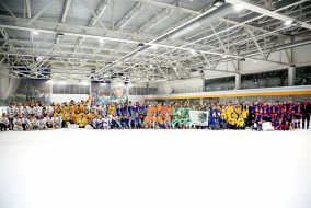 Финальные всероссийские соревнования юных хоккеистов