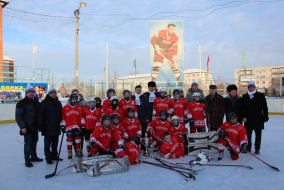 XVIII турнир «Золотая шайба»    памяти трёхкратного Олимпийского чемпиона А.П.Рагулина  (юноши 2006 – 2007)