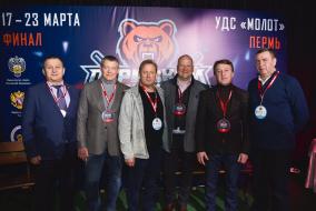 Открытие Дома хоккея в Пермском крае в рамках финала турнира