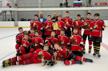 Обладателем Кубка Тарасова в Астрахани стал
