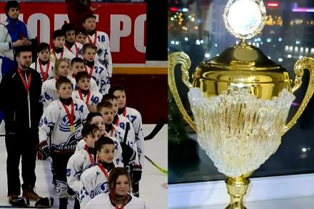 Золотые медали в Астрахани заработал