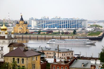 В Нижнем Новгороде продолжится борьба за путёвки в Суперфинал