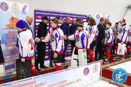 В Нижнем Новгороде победили